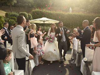 La boda de Diego y Rebeca