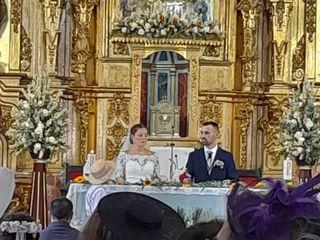 La boda de Lorena y Manuel 1