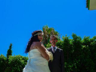La boda de Rebeca y Isidro 2