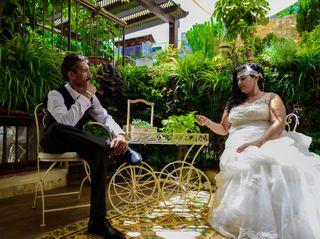 La boda de Rebeca y Isidro