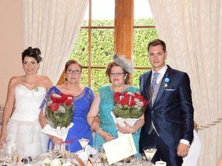 La boda de Noelia  y Juan Pablo  2