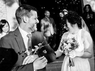 La boda de Diana y Andrés