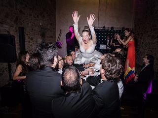 La boda de Eugenia y Iago 1