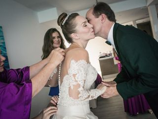 La boda de Eugenia y Iago 3