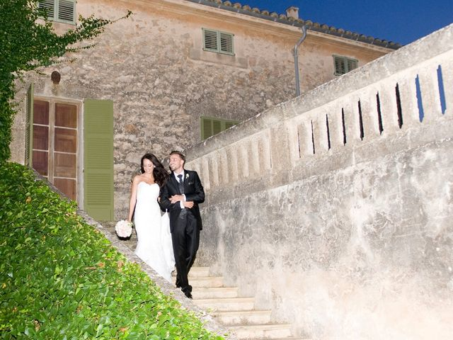 La boda de Dani y Susana en Palma De Mallorca, Islas Baleares 24