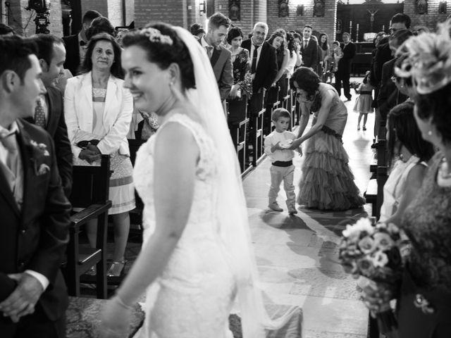 La boda de Vicente y Lorena en Trigueros, Huelva 2
