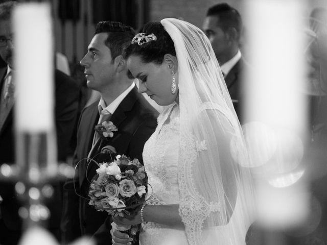 La boda de Vicente y Lorena en Trigueros, Huelva 3