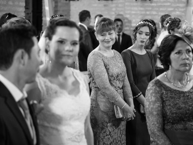 La boda de Vicente y Lorena en Trigueros, Huelva 4