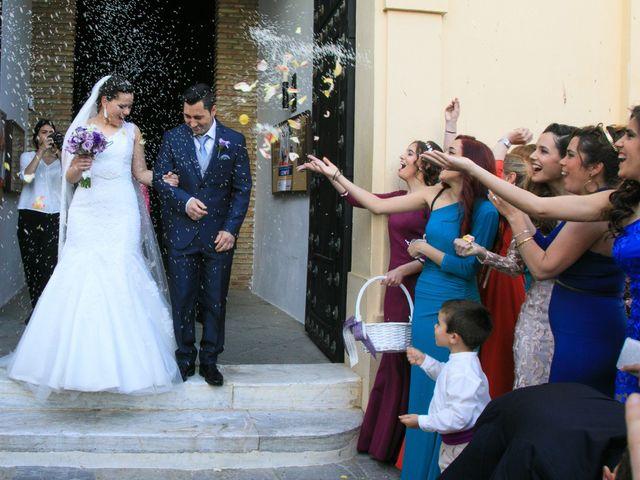 La boda de Vicente y Lorena en Trigueros, Huelva 5