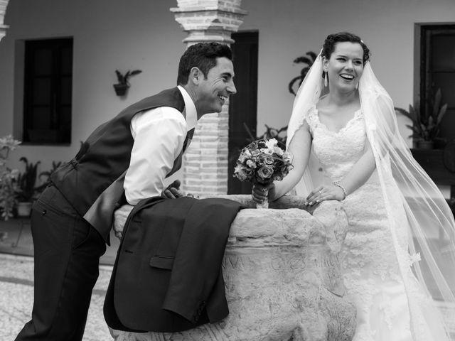 La boda de Vicente y Lorena en Trigueros, Huelva 7