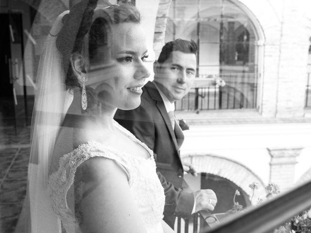 La boda de Vicente y Lorena en Trigueros, Huelva 8