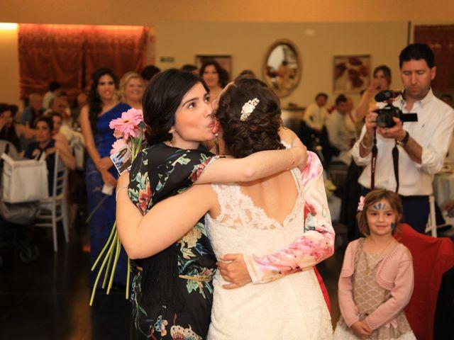La boda de Vicente y Lorena en Trigueros, Huelva 16