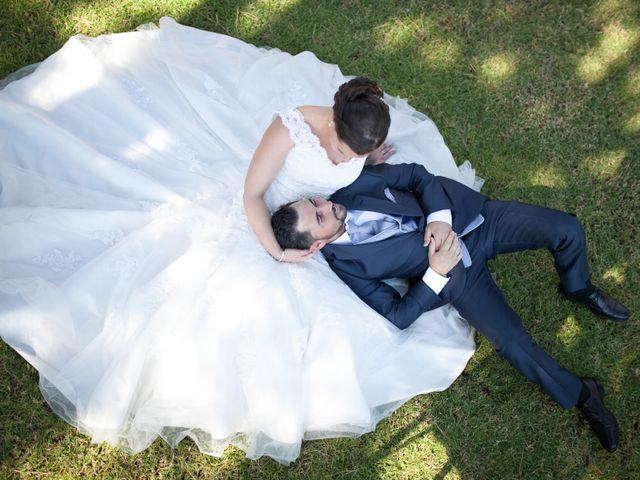 La boda de Vicente y Lorena en Trigueros, Huelva 23