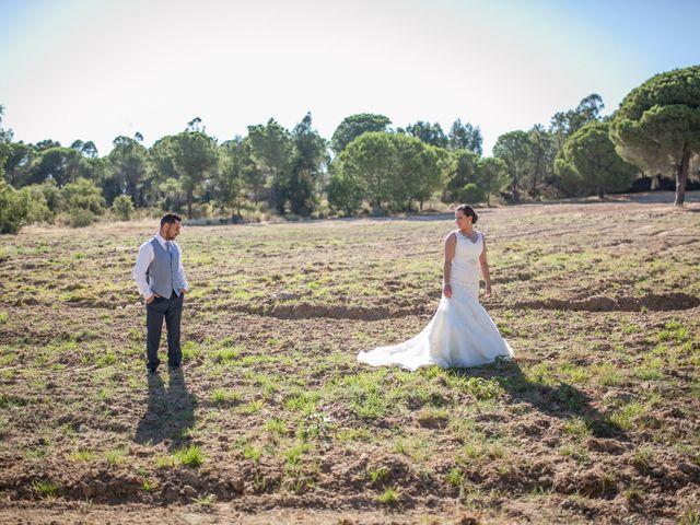 La boda de Vicente y Lorena en Trigueros, Huelva 26