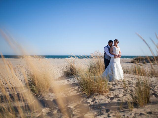 La boda de Vicente y Lorena en Trigueros, Huelva 27