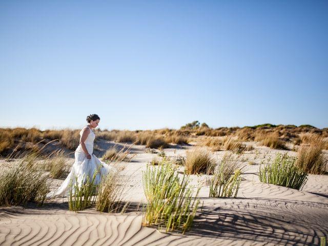 La boda de Vicente y Lorena en Trigueros, Huelva 28