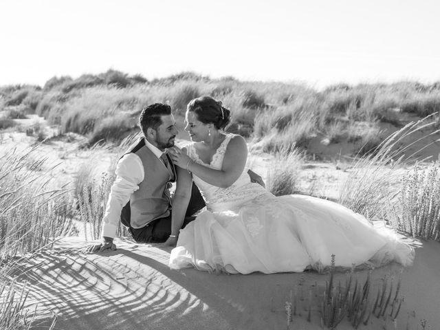 La boda de Vicente y Lorena en Trigueros, Huelva 30