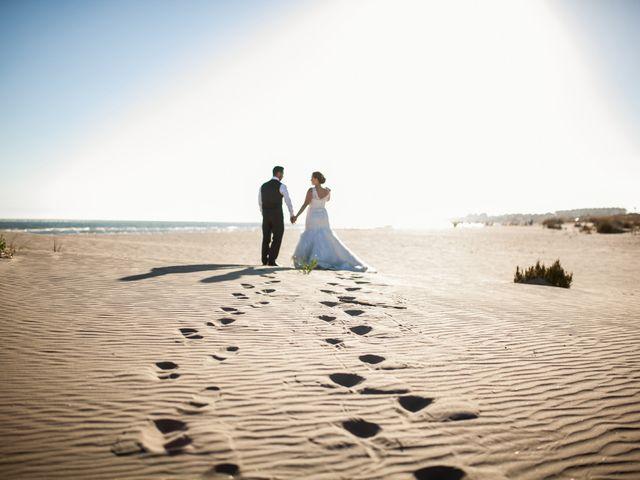 La boda de Vicente y Lorena en Trigueros, Huelva 1