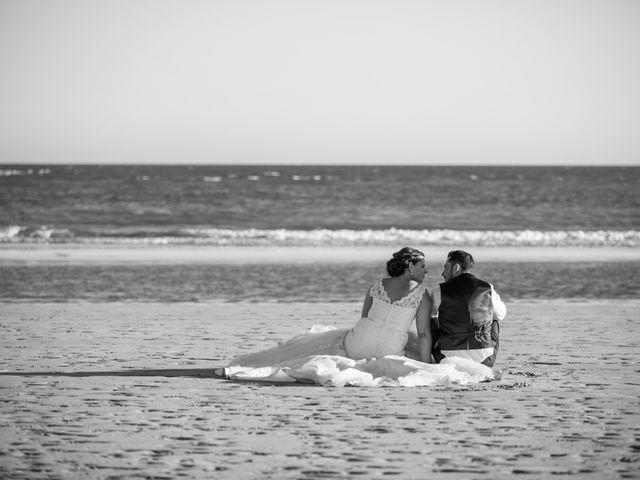 La boda de Vicente y Lorena en Trigueros, Huelva 31