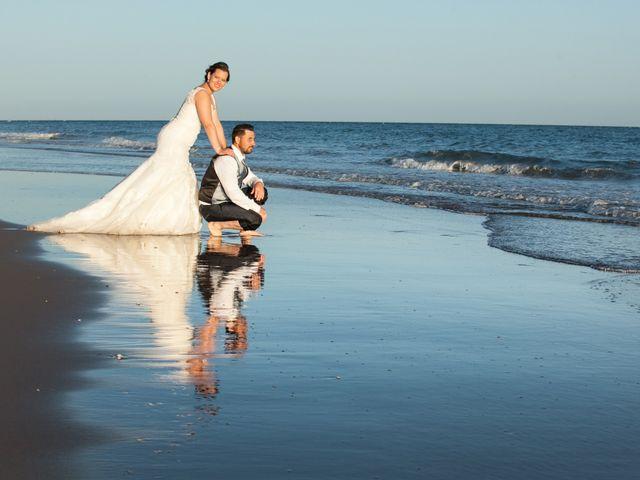 La boda de Vicente y Lorena en Trigueros, Huelva 32