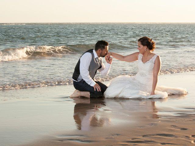 La boda de Vicente y Lorena en Trigueros, Huelva 33