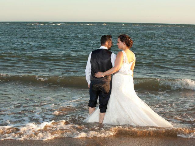 La boda de Vicente y Lorena en Trigueros, Huelva 34