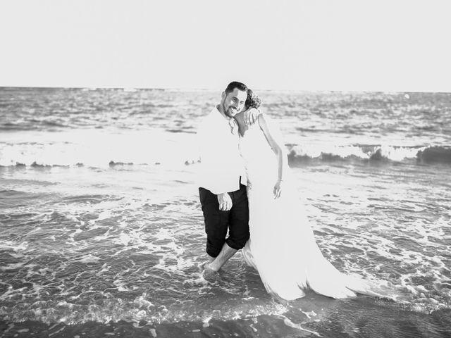 La boda de Vicente y Lorena en Trigueros, Huelva 36