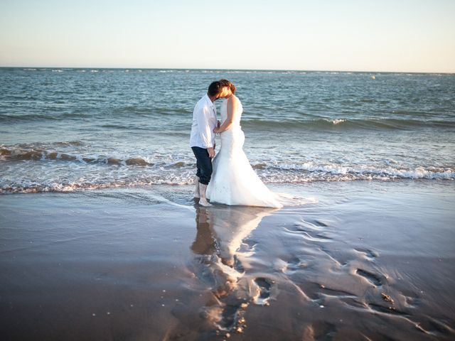 La boda de Vicente y Lorena en Trigueros, Huelva 37