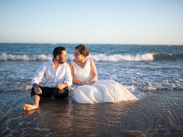 La boda de Vicente y Lorena en Trigueros, Huelva 38