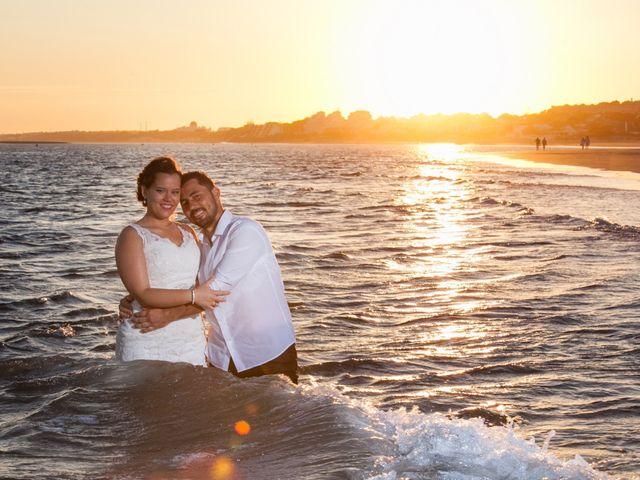 La boda de Vicente y Lorena en Trigueros, Huelva 40