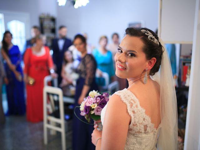 La boda de Vicente y Lorena en Trigueros, Huelva 43