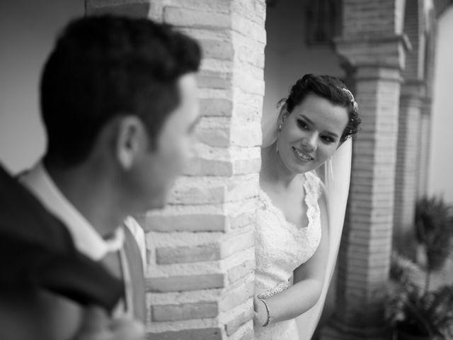 La boda de Vicente y Lorena en Trigueros, Huelva 47