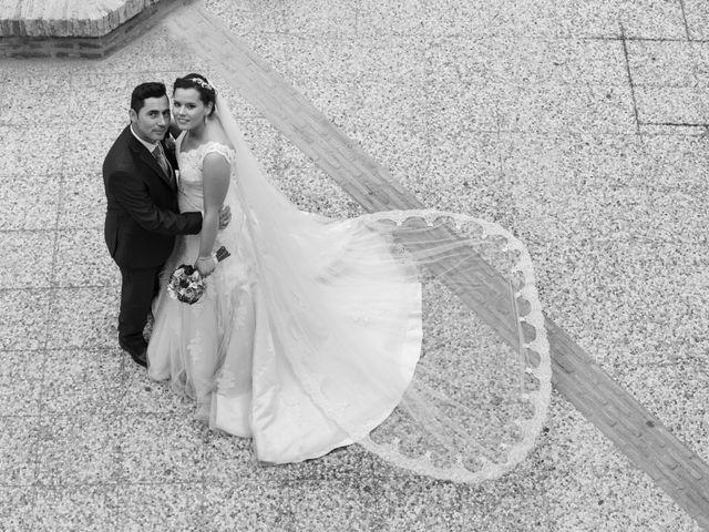 La boda de Vicente y Lorena en Trigueros, Huelva 48