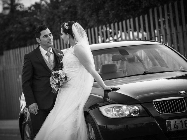 La boda de Vicente y Lorena en Trigueros, Huelva 49