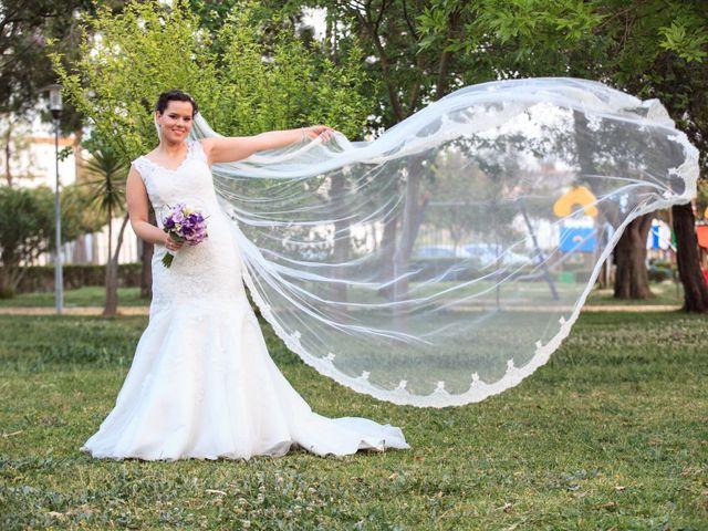La boda de Vicente y Lorena en Trigueros, Huelva 50