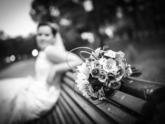 La boda de Vicente y Lorena en Trigueros, Huelva 51