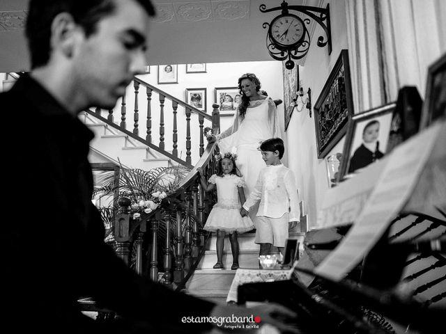 La boda de Matías y Carmen en Los Barrios, Cádiz 12