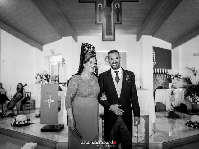 La boda de Matías y Carmen en Los Barrios, Cádiz 13