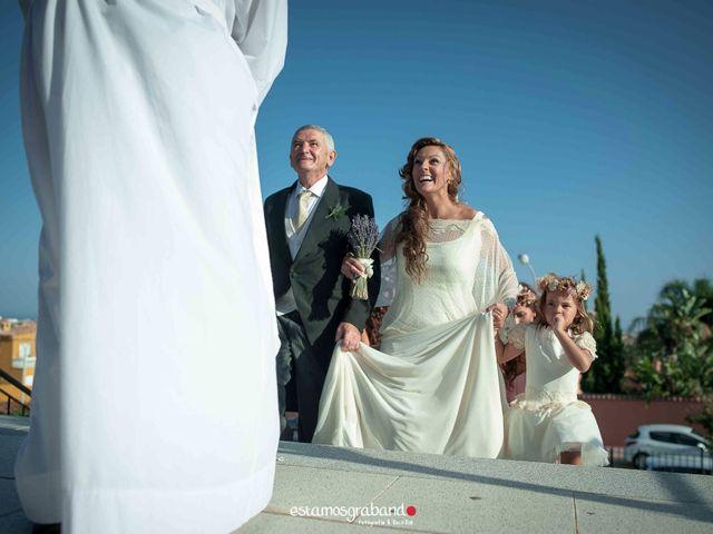 La boda de Matías y Carmen en Los Barrios, Cádiz 14