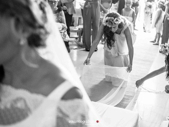 La boda de Matías y Carmen en Los Barrios, Cádiz 17