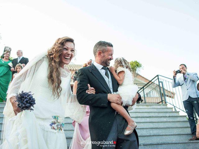 La boda de Matías y Carmen en Los Barrios, Cádiz 19