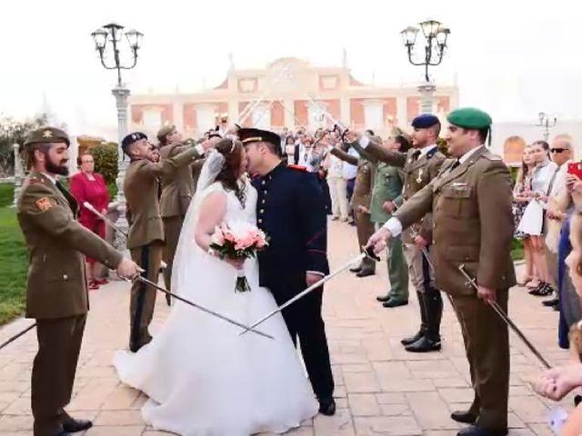 La boda de Miguel Angel  y Patricia en Villacañas, Toledo 1
