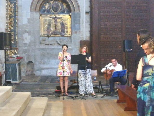 La boda de Jonathan y Mireya en Ciudad Rodrigo, Salamanca 3