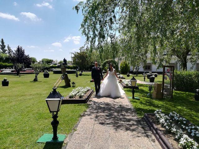 La boda de Jonathan y Mireya en Ciudad Rodrigo, Salamanca 1