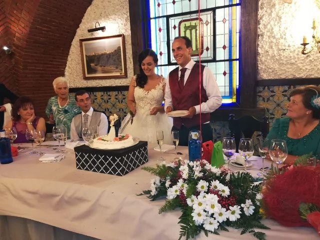 La boda de Jonathan y Mireya en Ciudad Rodrigo, Salamanca 5