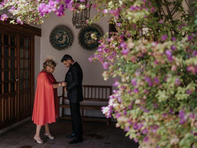 La boda de Jose y Esther en Aspe, Alicante 6