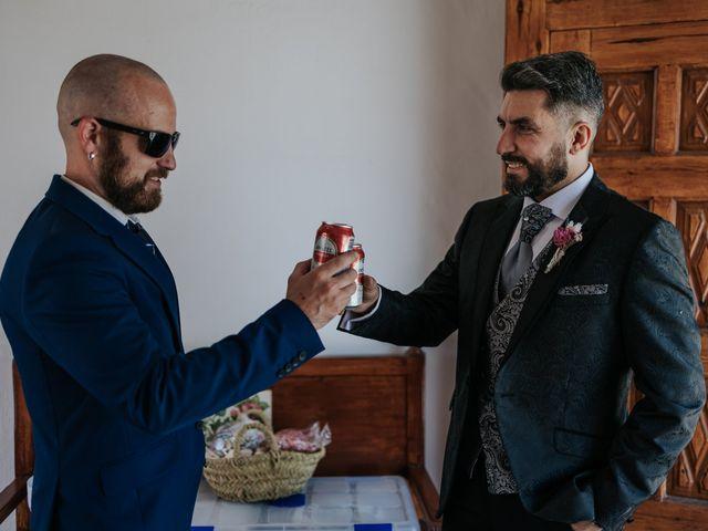 La boda de Jose y Esther en Aspe, Alicante 7