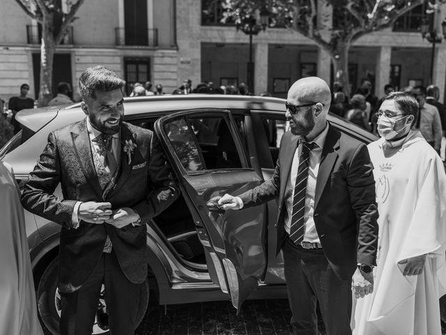 La boda de Jose y Esther en Aspe, Alicante 8