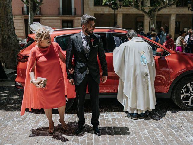 La boda de Jose y Esther en Aspe, Alicante 9