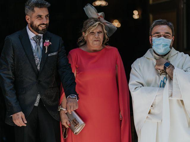 La boda de Jose y Esther en Aspe, Alicante 10